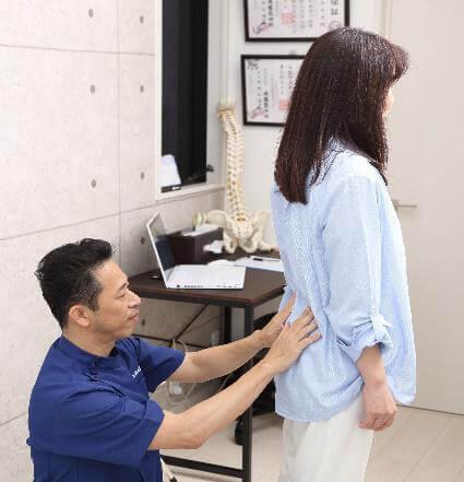 身体の状態検査